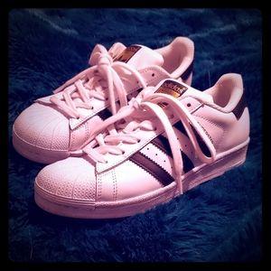 Adidas Superstar Sneaker Sz 6